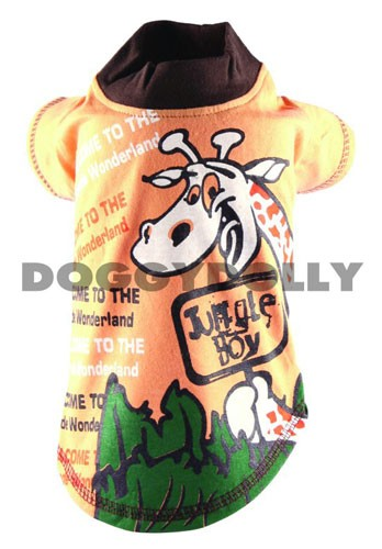 """Camiseta para perro """"Wonderland"""""""