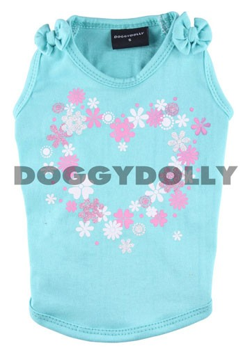 Camiseta para mascotas Doggydolly