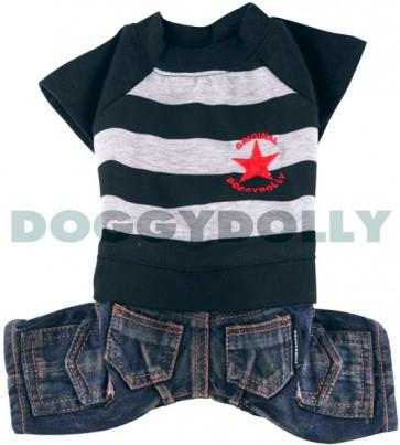 Camiseta para perro Doggydolly