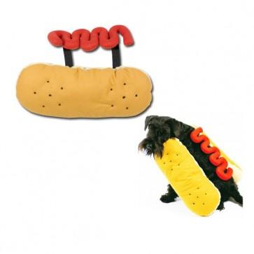 Disfraz para perros Hotdog