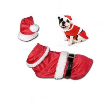 Disfraz para perros Papá noel
