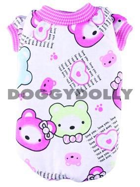 Pijama para mascotas Doggydolly