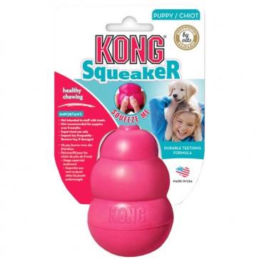 Kong Squeaker Cachorros