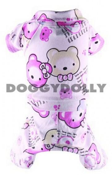 Pijama para perros y mascotas Doggydolly