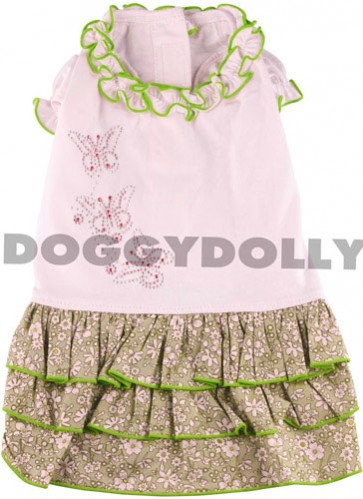 Vestido Butterfly de Doggydolly