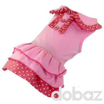 Vestido Rosa Dobaz