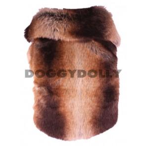 Abrigo de visón para perros y mascotas