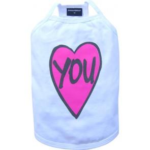 Camiseta You para mascotas