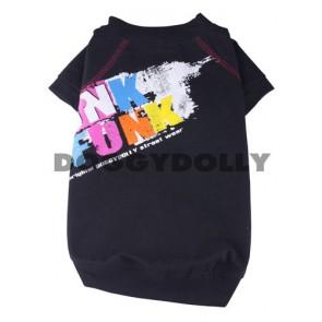 Camiseta punk to funk para mascotas