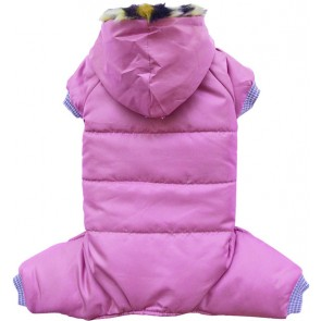 Impermeable para mascotas Doggydolly