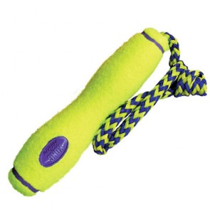 Kong Fetch Stick con cuerda