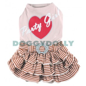 Vestido Party girl de Doggydolly