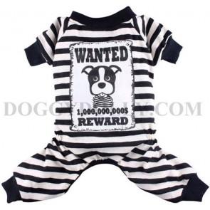 Disfraz para perro Wanted