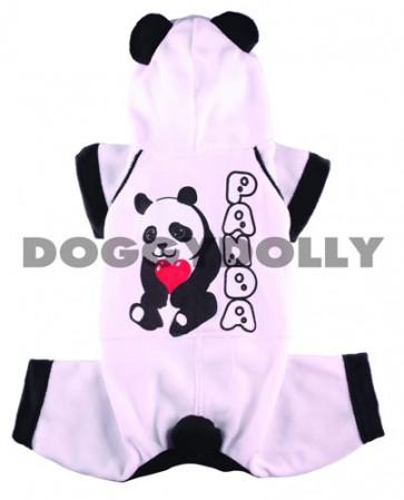 Disfraz Oso Panda Doggydolly