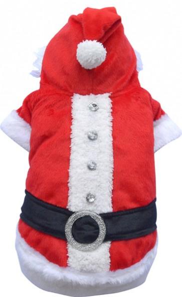 Disfraz Santa claus para perros