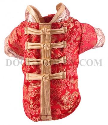 Disfraz oriental para mascotas