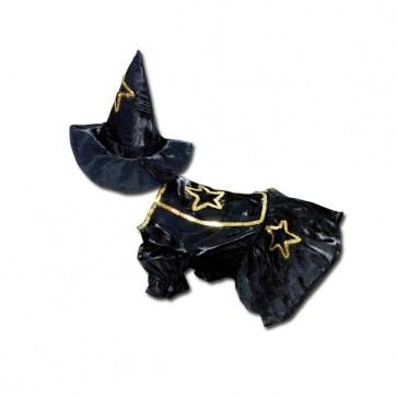 Disfraz para mascotas Bruja