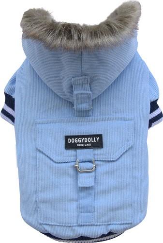 Abrigo de pana Doggydolly
