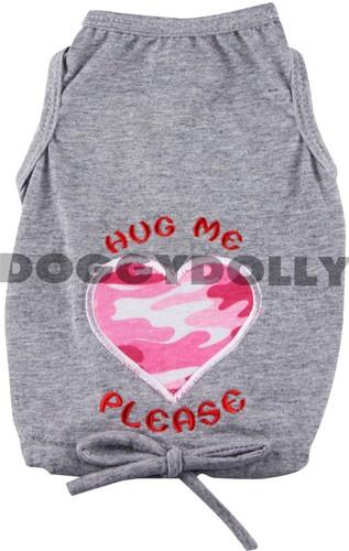 Camiseta abrázame por favor