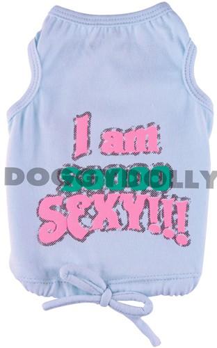 Camiseta I am sooo sexy