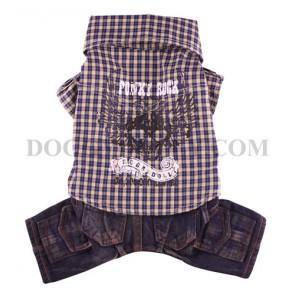Conjunto de camisa Rock